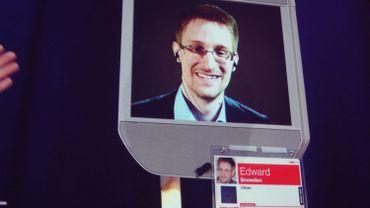 """Edward Snowden était """"profondément en paix"""" avant ses révélations"""