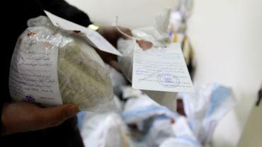 Saisie record en Italie de 14 tonnes d'amphétamines produites en Syrie par Daesh