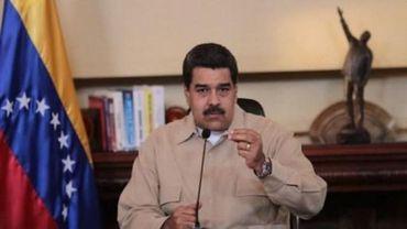 Venezuela: Maduro demande que le chef du parlement soit poursuivi pour coup d'Etat