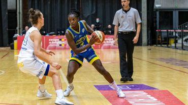 Pas de match pour Phantoms Boom ni Castors Braine ces deux prochaines semaines : le championnat féminin de basket est suspendu