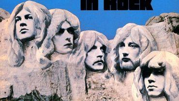 Les 50 ans d'In Rock de Deep Purple