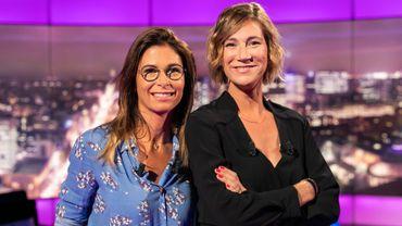 Joëlle Scoriels et Virginie Hocq pour la rentrée de 69 min' sans chichis