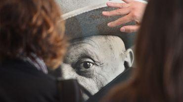 """Irving Penn, """"Portrait de Pablo Picasso"""""""