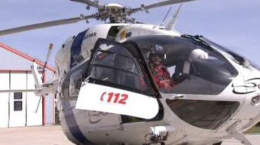Hélicoptère médicalisé de Bra-sur-Lienne: impossible de survivre sans les dons