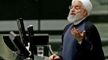 """Nucléaire iranien: Rohani ordonne l'""""abandon"""" de toute limite en recherche et développement nucléaire"""