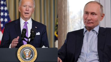 Joe Biden espère rencontrer Vladimir Poutine lors de son voyage en Europe en juin