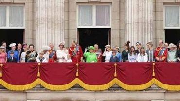 """La tournée royale des Windsor dans """"Le temps d'une histoire"""""""