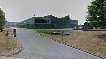 Le site d'Altifort, à Nivelles (anciennement 3M).