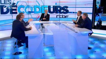 """Claude Rolin : """"Il faut montrer aux gens le choix à faire pour donner un avenir à l'Union européenne"""""""