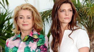 Catherine Deneuve et sa fille Chiara Mastroianni tournent ensemble pour Julie Bertuccelli