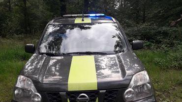 Deux braconniers pris en flagrant délit, en pleine nuit , le week-end dernier à Libramont
