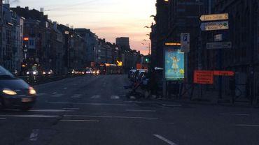 Les travaux du Boulevard Général Jacques ont lieu depuis six mois.