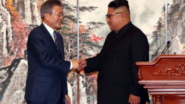 Corée du Nord et Corée du Sud d'accord sur des mesures de dénucléarisation