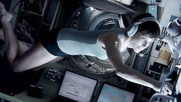 "Sandra Bullock dans ""Gravity"", film qui ouvrira le 70e festival de Venise en août prochain"