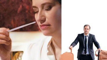 """L'affiche de """"Les parfums"""""""