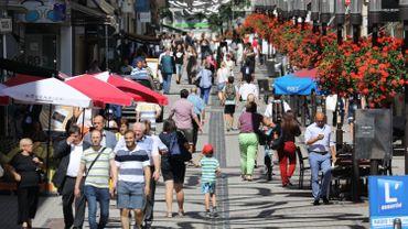 La croissance de la population luxembourgeoise est essentiellement due à l'immigration.