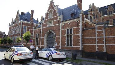 Prison de Forest: mercredi, en Belgique, il y avait 11 481 détenus, pour 9388 places.