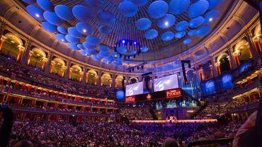La salle du Royal Albert Hall de Londres