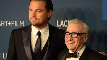 Leonardo DiCaprio et Martin Scorsese produiront une série adaptée d'un best-seller d'Erik Larson.