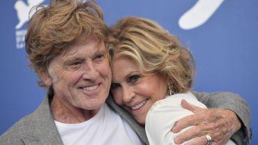 Robert Redford et Jane Fonda recevront un Lion d'or à la Mostra 2017