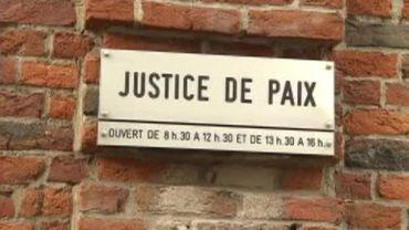 Faute de moyens suffisants, la justice de Paix de Wavre 1 travaillera désormais à bureaux fermés (illustration).