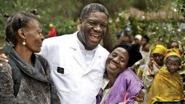 Docteur Mukwege, l'homme qui répare les femmes