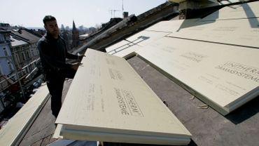 Isoler des murs ou une toiture avec du polyuréthane sera plus cher de 10 à 15% en septembre