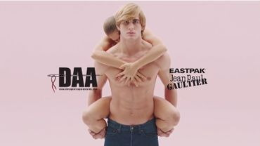 Capture d'écran - Eastpak x Jean-Paul Gaultier x DAA