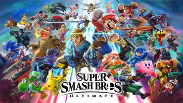 Test du Super Smash Bros. Ultimate