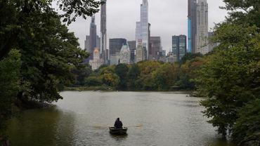 New York salue son premier week-end sans fusillade depuis 1993