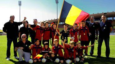 La Belgique a gagné la demi-finale