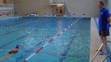 La piscine de Verviers fermée jusque lundi