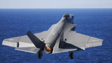 L'entretien du F-35 risque de torpiller le budget de la Défense