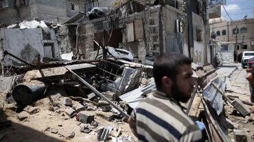 Gaza: Israël refuse tout pourparler en vue d'un cessez-le-feu