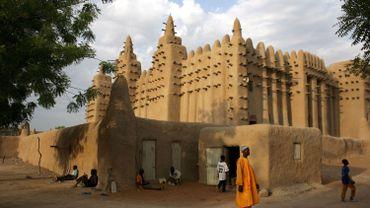 Djenné au Mali : la Grande Mosquée