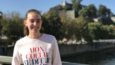 Pour la Namuroise Adelaïde Charlier, les actions en faveur du climat ne font que démarrer
