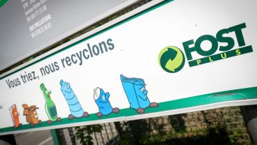 Un centre de recyclage
