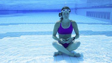 Le yoga aquatique : la tendance zen
