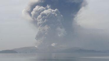 Philippines: qu'est-ce qu'une éruption explosive?