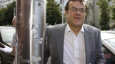 Willy Demeyer va quitter ses fonctions parlementaires en vue des élections de 2018 à Liège