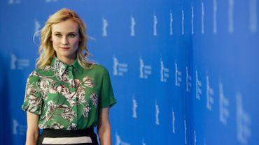"""Diane Kruger s'est illustrée dernièrement à Sundance dans """"The Better Angels"""", un récit sur les jeunes années d'Abraham Lincoln"""