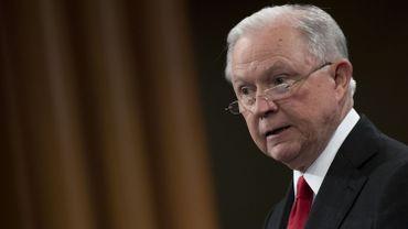 Le ministre de la Justice américain Jeff Sessions démissionne
