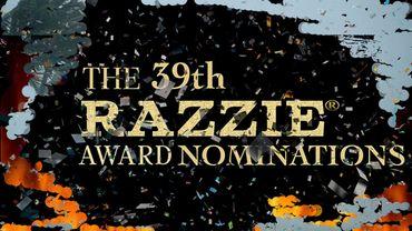 La 39e édition des Razzie Awards aura lieu un jour avant la grande messe du monde du septième art, la 91e cérémonie des Oscars, le samedi 23 février prochain.
