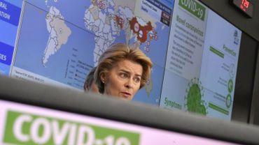 """Coronavirus en Europe: l'agence européenne appelle à des mesures face à la """"résurgence"""" du virus"""