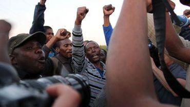 Afrique du Sud: la justice relâche 162 des mineurs de Marikana