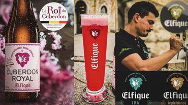 Bière au Cuberdon Elfique