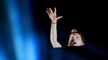 Le DJ suédois Avicii