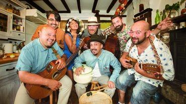 Le groupe Xamamek