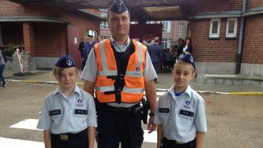 Deux nouvelles recrues pour la police boraine