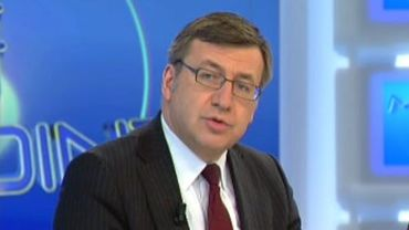 Steven Vanackere, ministre des Affaires étrangères